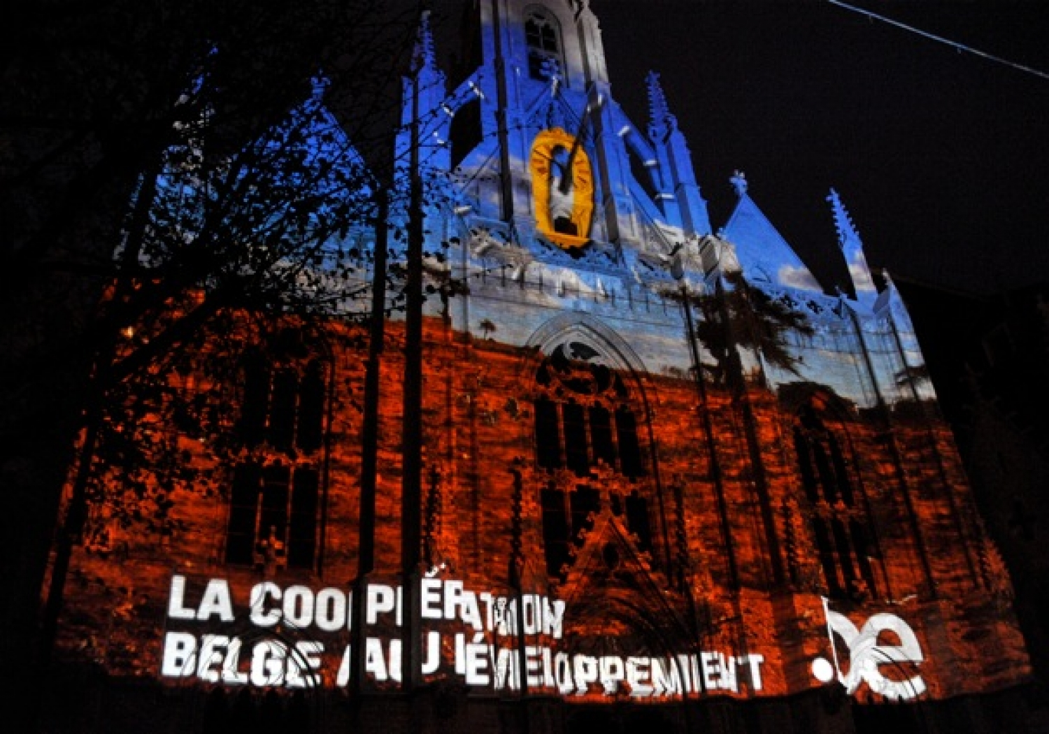 Video Mapping  – ABEO 2012