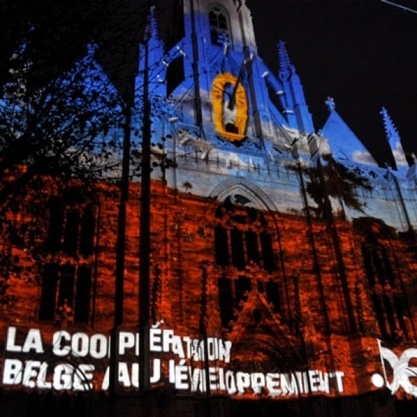 Video Mapping  - ABEO 2012