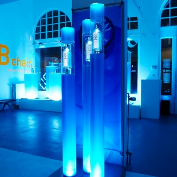Taylor Made Events – Bombay Sapphire Gin 2005>2008
