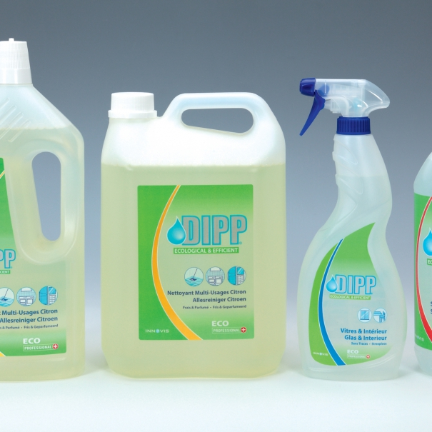 Packaging – DIPP Products 2010>2012