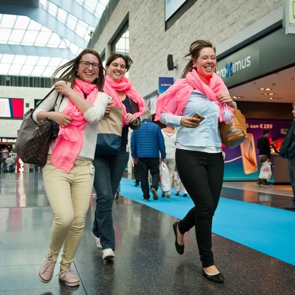 Kortrijk Marathon Shopping – CONTREX 2015