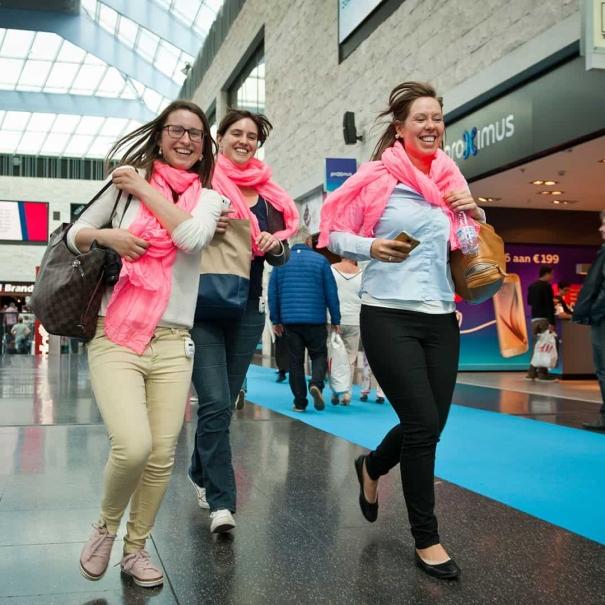 Kortrijk Marathon Shopping - CONTREX 2015