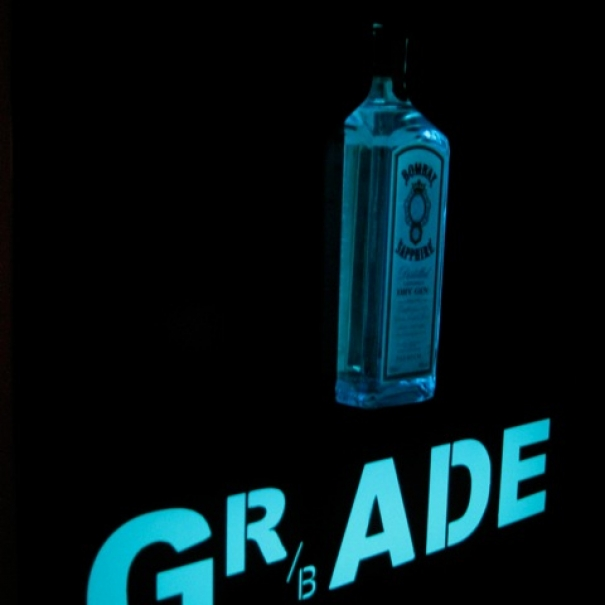 Taylor made GRADE – Bombay Sapphire Gin 2005>2008