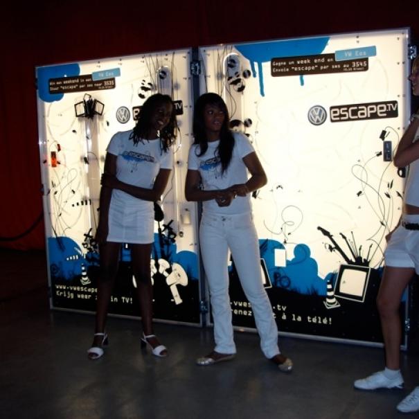 Volkswagen Event activation – DDB