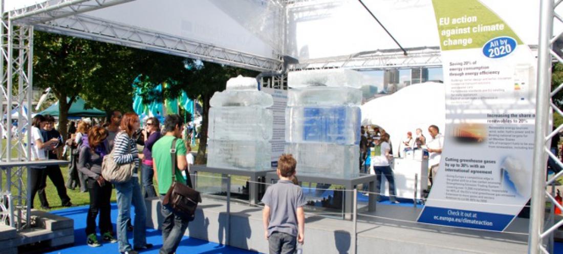 EU Climate Action (LONDON Thames Festival) – 2010