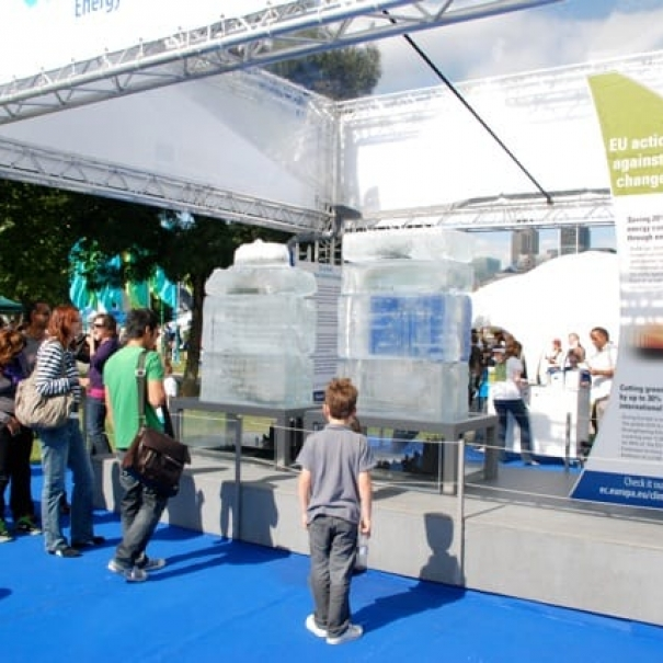 EU Climate Action (LONDON Thames Festival) – 2010