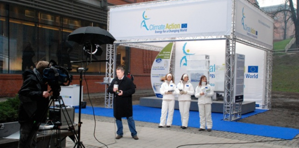 EU Climate Action (POZNAN COP 14) – Urban Media / ESN 2008