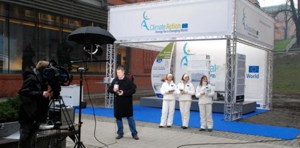 EU Climate Action (POZNAN COP 14) – Urban Media / ESN 2008