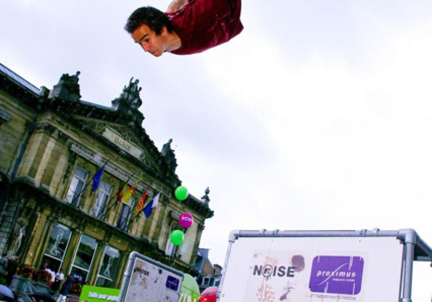 PROXIMUS FESTIVAL ACTIVATION