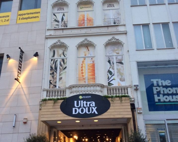 Bar Doux / Garnier – POP MEDIA 2015