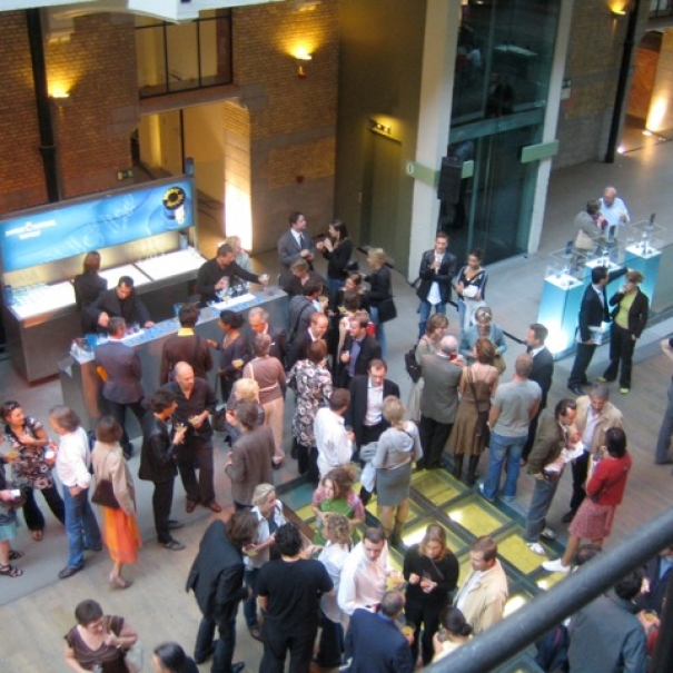 Taylor made & Events – Bombay Sapphire Gin 2005>2008