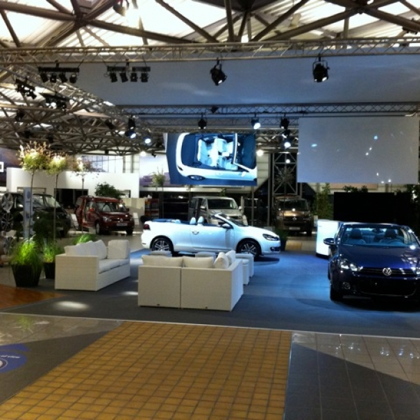 Volkswagen Golf Cabrio – Dieteren Events