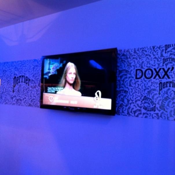DOCKX CAFE – PERRIER 2012