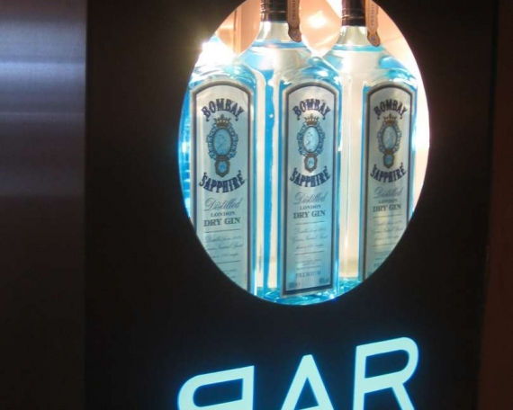 Taylor Made OBAR - Bombay Sapphire Gin 2005>2008