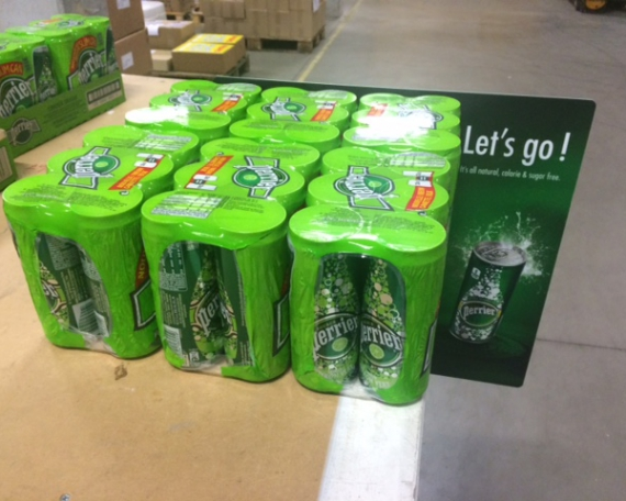 Promotional Material – PERRIER 2016
