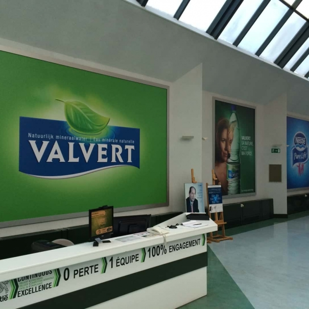 Etalle Plant - Nestlé / VALVERT / PURE LIFE 2015