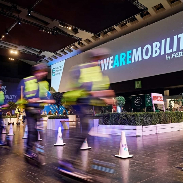 Brussels Motorshow 2019 | We Are Mobility