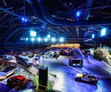 Brussels Motorshow 2017 | TechTrack | Hall 12