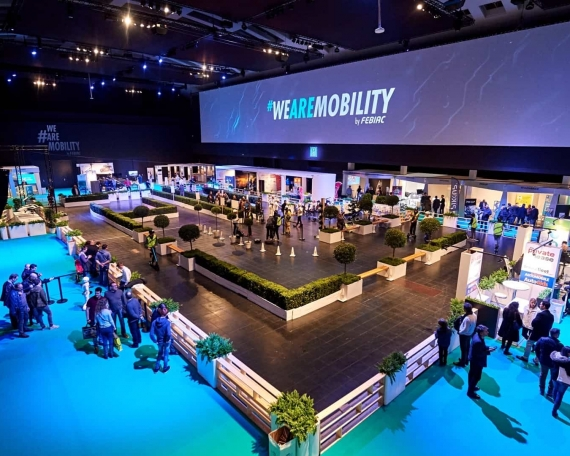 Brussels Motorshow 2018 | We Are Mobility