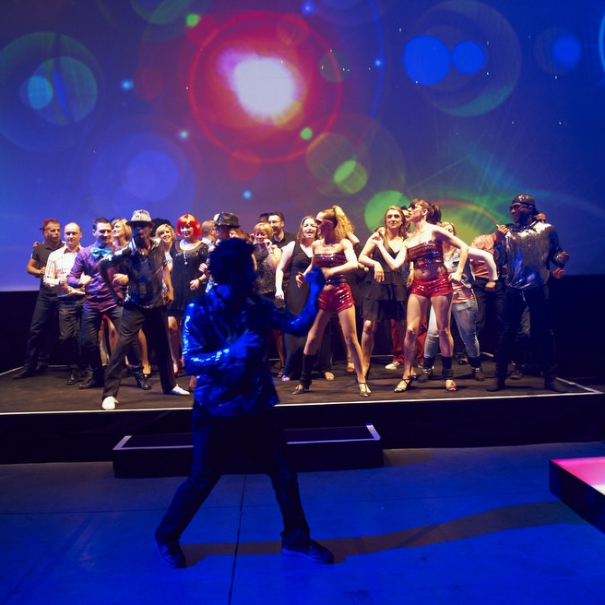 Seminar & HR KICK OFF – Disco / CEVA 2014