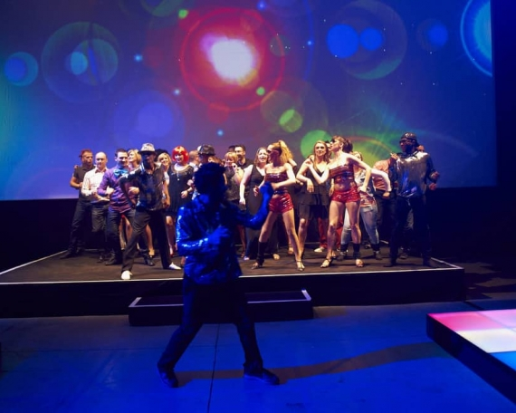 Seminar & HR KICK OFF - Disco / CEVA 2014
