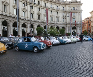 Rome Client Convention - B&C 2014 by NEO