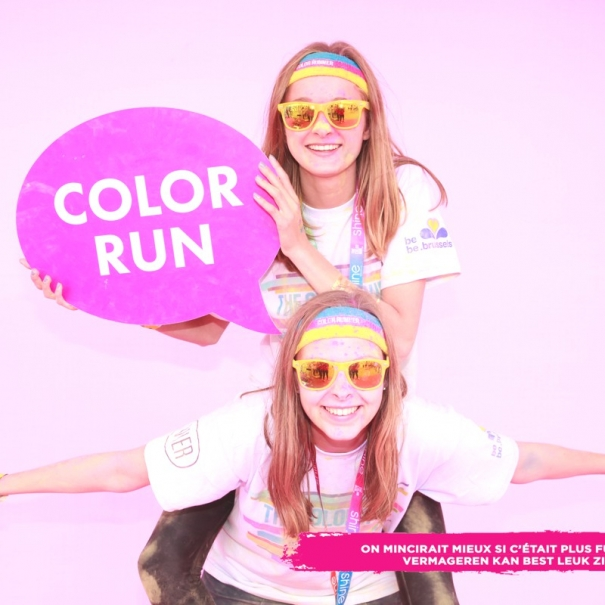 Brussels Color Run – CONTREX 2015