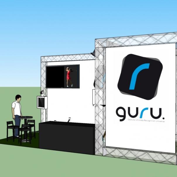 European Golf Fair / Munchen – Guru Training Systems
