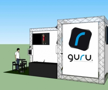 European Golf Fair / Munchen - Guru Training Systems