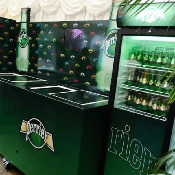 Event Material - PERRIER 2009