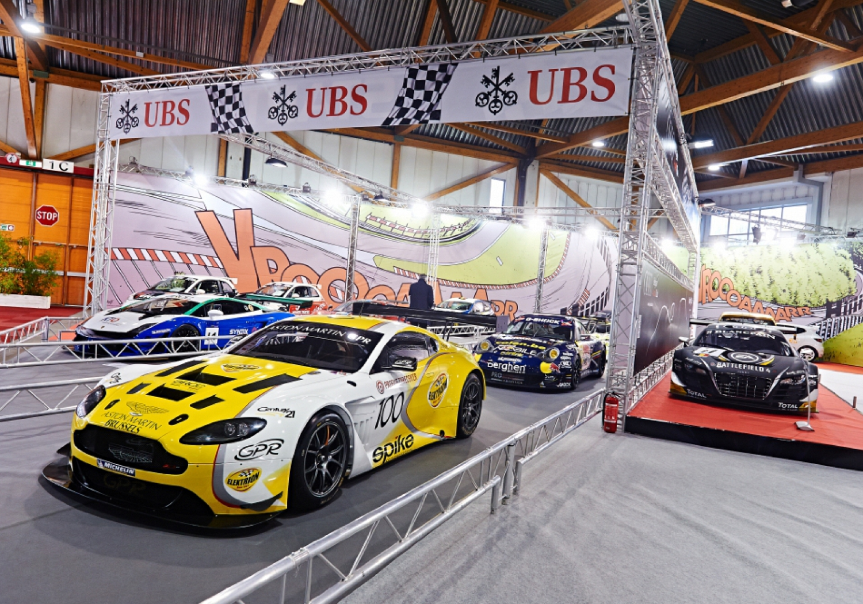 Auto Salon Brussels – Belgian Champions 2014