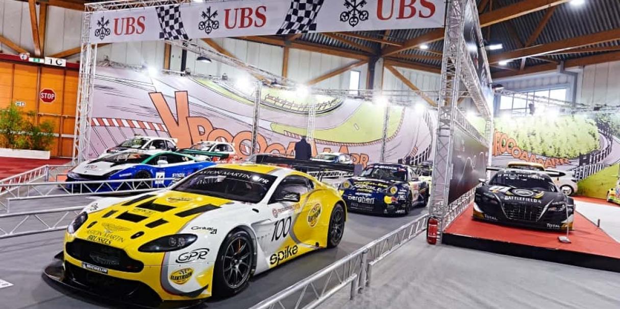 Auto Salon Brussels - Belgian Champions 2014