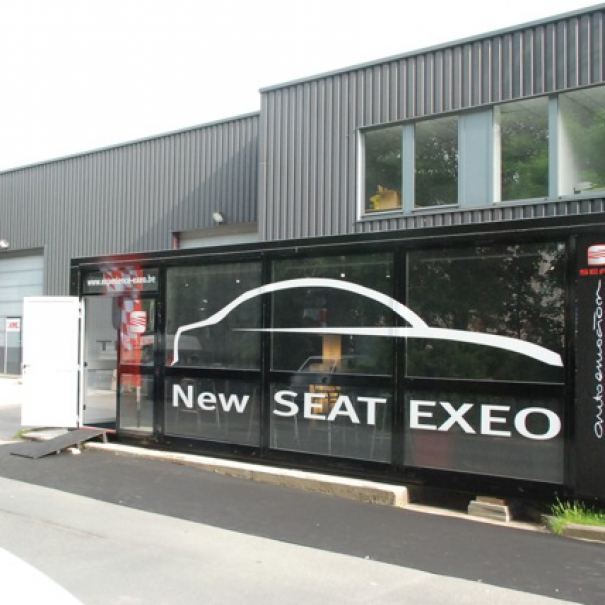 SEAT EXEO Fleet Tour – Dieteren Events