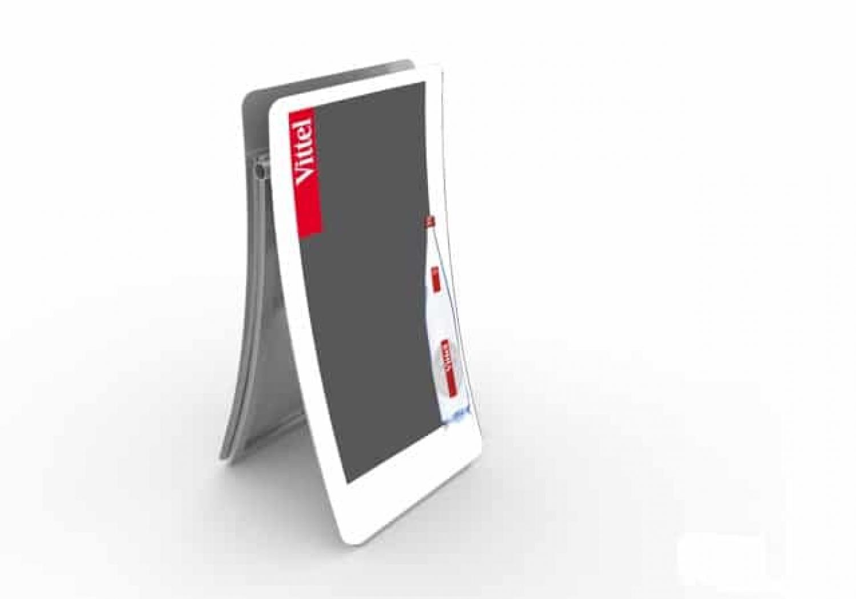 Promo Retail Material - VITTEL 2013