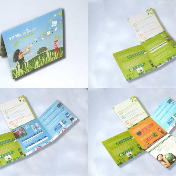 Print Material - Vittel 2013