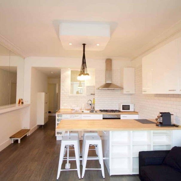 Interior Design | BOULEVARD DE LA CAMBRE - BRUSSELS
