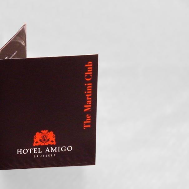 Hotel AMIGO – Bacardi-Martini Group