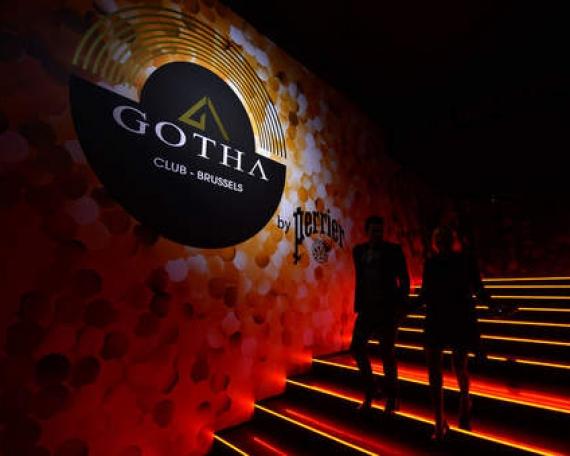 GOTHA BRUSSELS – PERRIER 2012