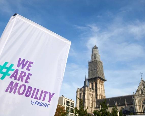 #WeAreMobility TOUR Antwerpen 2019