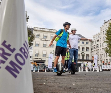 #WeAreMobility TOUR in Antwerp & Brussels 2018