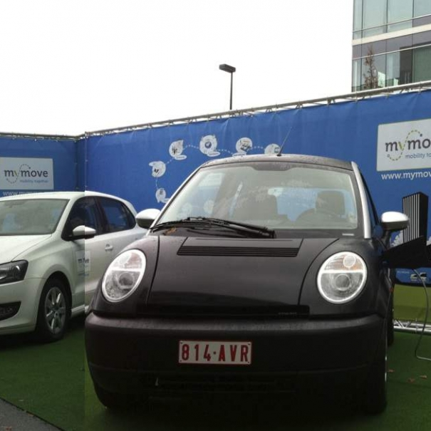 My Move Mobility solutions - Dieteren Events