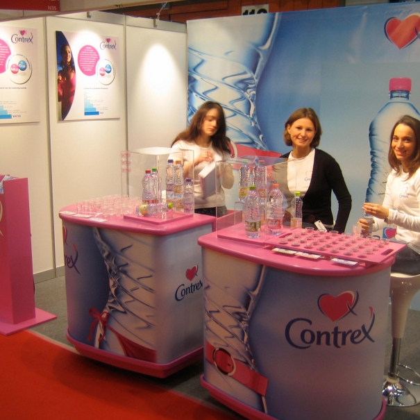 Event Material – CONTREX 2011