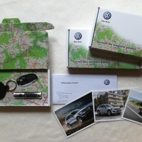 Volkswagen mailing - DDB